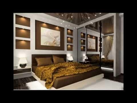 Ide desain unik kamar tidur minimalis