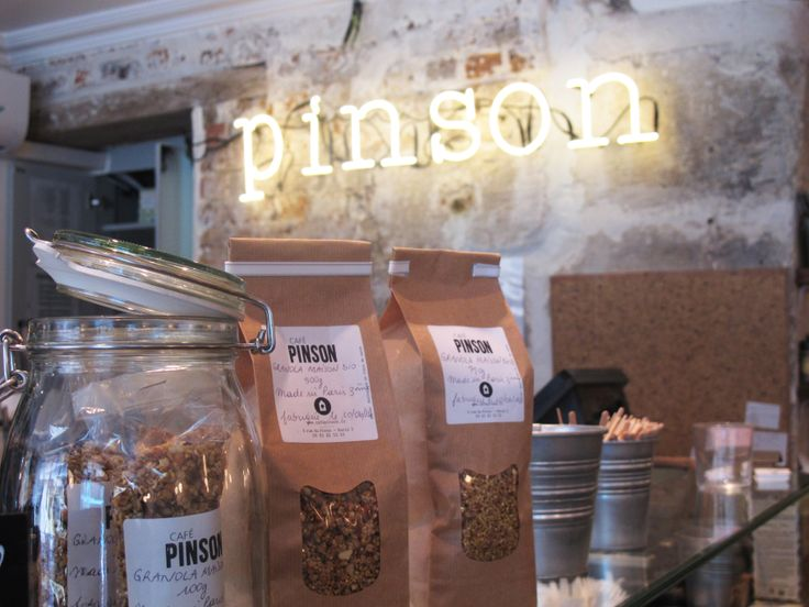 Make a pit stop at Pinson with its great atmosphere for un café au lait. http://www.cafepinson.fr