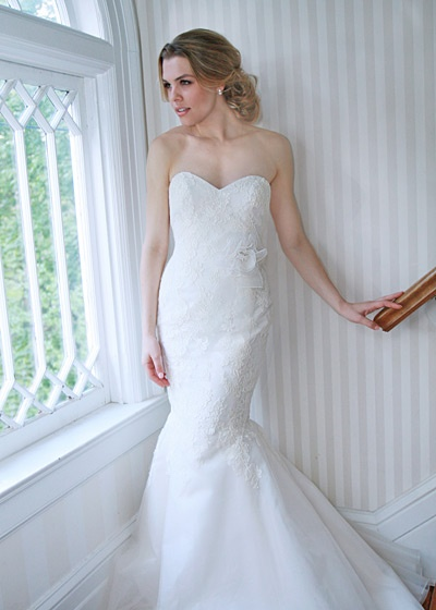 Victoria Nicole Award Winning Bridal Designer