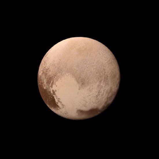NASA Photos of Pluto Video
