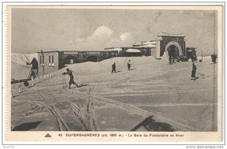 Cartes Postales > Europe > France > [31] Haute Garonne > Superbagneres - Delcampe.net
