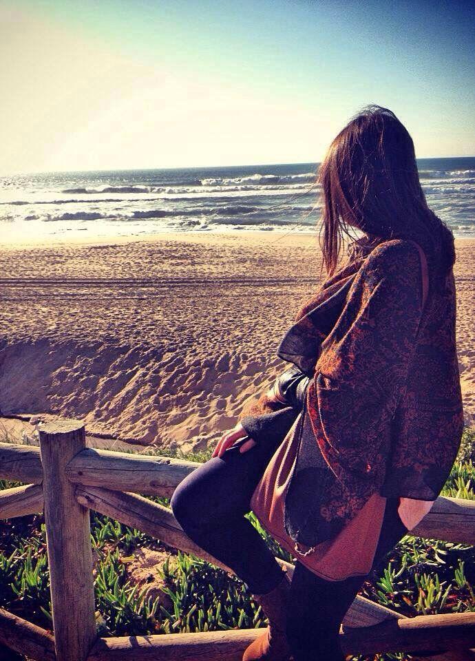 Beach please !!!  Praia da Santa Cruz