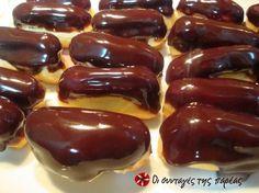 Τέλειο γλάσο σοκολάτας #sintagespareas #glasosokolatas