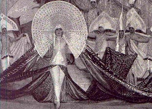 Follies Bergere costumes by Erte: Fabulous Costumes, Burlesque Inspiration, Costumes Inspiration, Style Art Deco, Berger Costumes, Fabulous Erté, Costumes Design, Amazing Costumes, Art Are