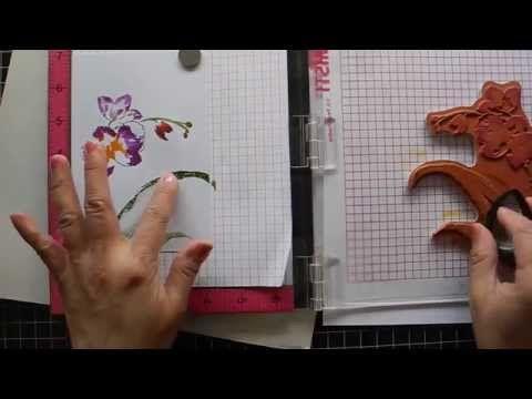 ▶ Misti Stamping Idea's - YouTube