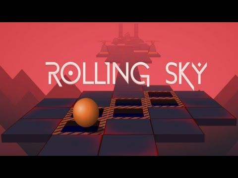 Rolling Sky. created by: Cheetah games The purpose of the game is to scroll the ball through a difficult path. The game is teaching coordination and strategy. It teaches you this by pushing the boundaries of your speed and reaction while changing your road and making it more difficult. subject: fisics topic: 2 strategy: 4 coordination: 7 teamwork: 0 thinking: 1 story: 0.1