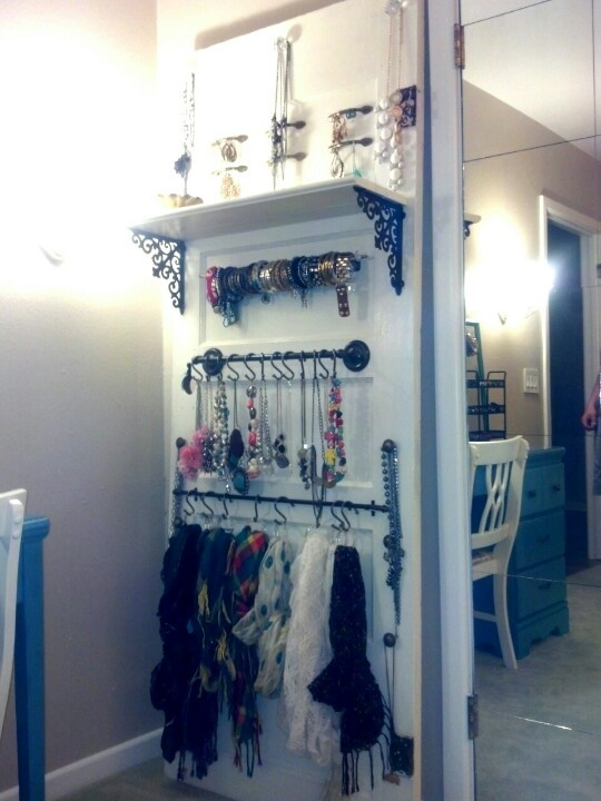 19 best Jewelry door images on Pinterest Good ideas Organizers