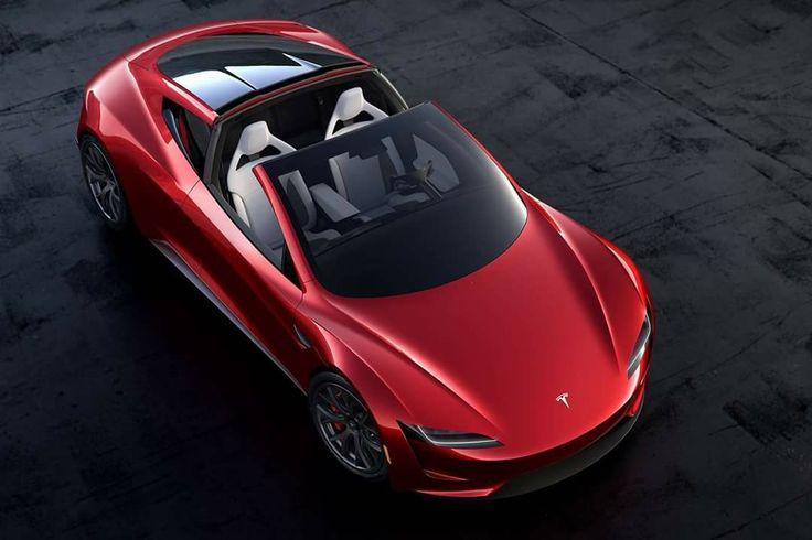2020 Tesla Roadster..