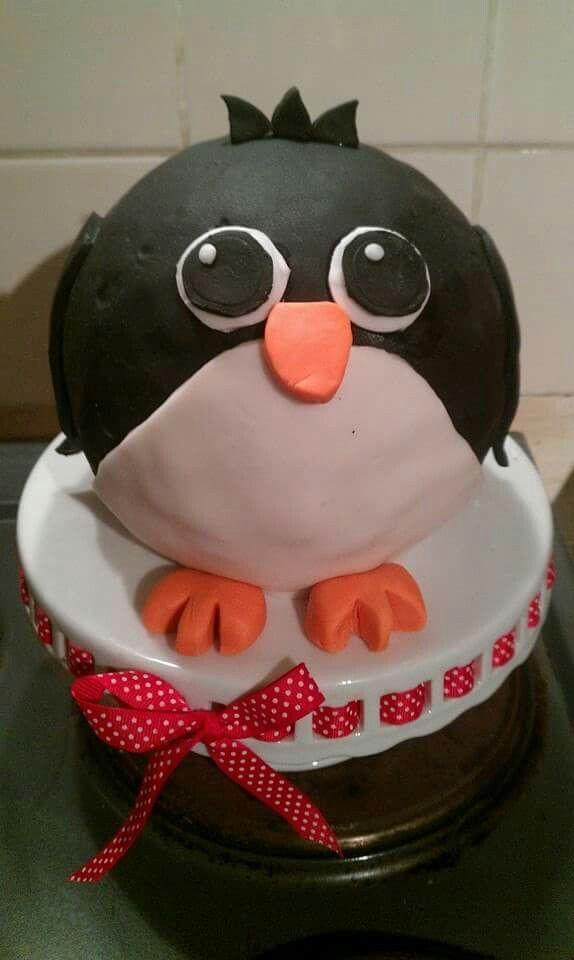 The 42 best ki cakes images on pinterest cake wedding christmas penguin christmas party cake publicscrutiny Choice Image