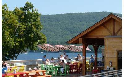 Lake George Dining Options - Great Diners, Lounges And Restaurants In Lake George, New York