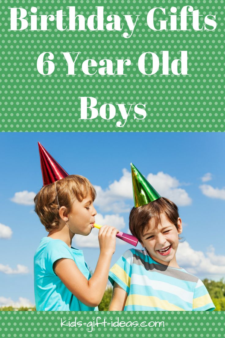 Best Gifts Boys Age 6 Years Old Will Love To Have