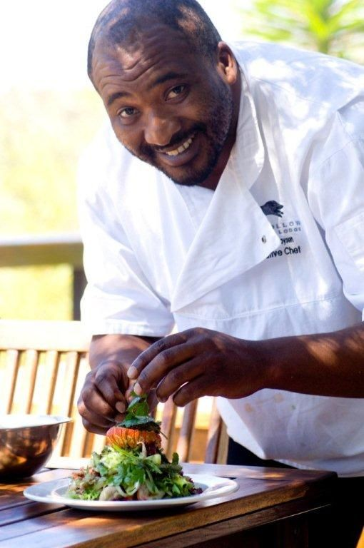 """Meet the Hoggie Chef """"Big Jo""""... the master behind the magnificent meals"""