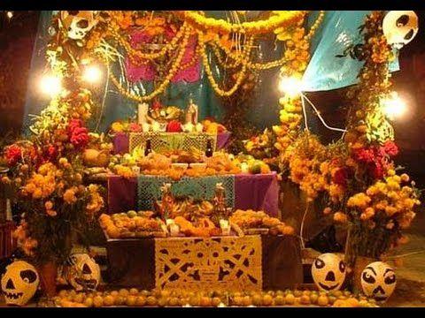 ¿Qué significa la ofrenda de día de muertos? / Significado de la ofrenda del día de muertos - YouTube