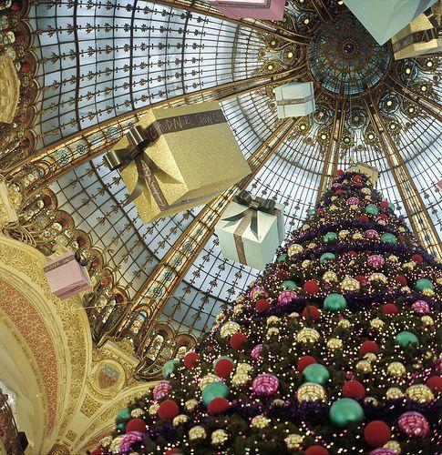 Cuando la Navidad llega a París