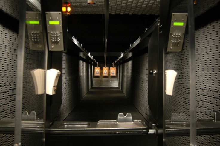 home indoor shooting range | Road Range™ Mobile indoor shooting range system