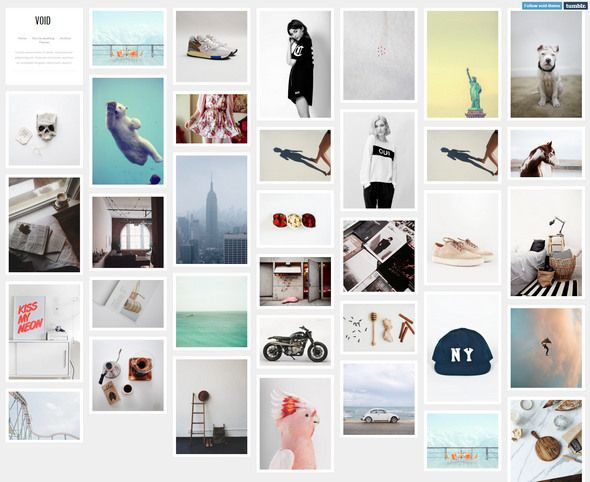 These beautiful customizable free tumblr themes were co-created to improve your tumblr blogging experience 2016 with infinite scroll, responsive designs
