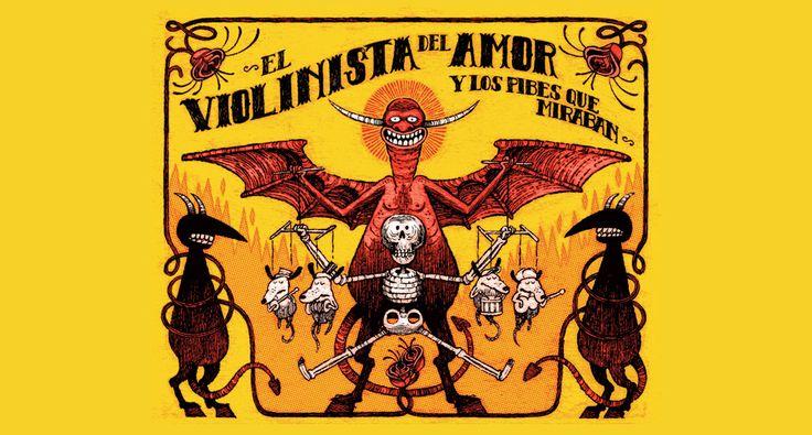 El Violinista Del Amor