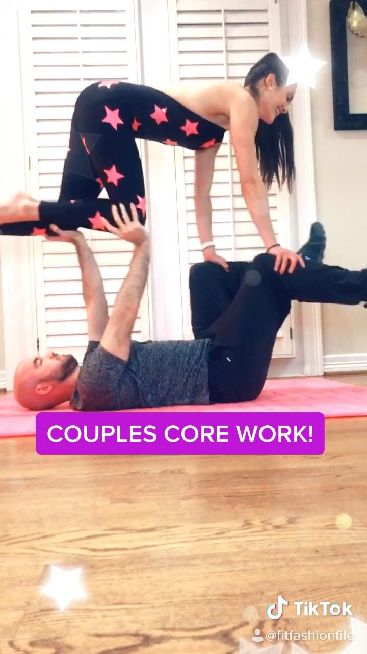 Couple Workout Follow Me On Tik Tok And Ig Video Workout Challenge Fit Couples Female Fitness Model