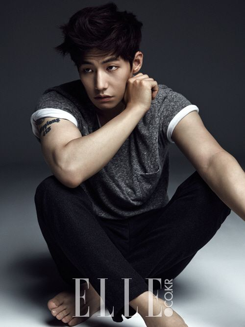 Song Jae Rim - Elle Magazine August Issue '14