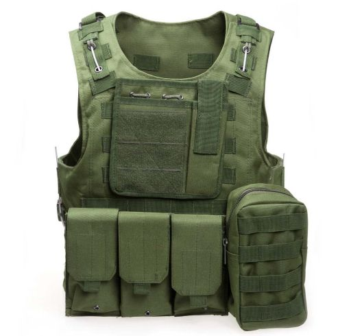 Tactical Swat/Military Vest (Free Shipping For A Limited Time) (6 Colors To Choose From) $89.99 -- NOW ONLY! >> $49.99 (FREE SHIPPING For A Limited Time) We ship with a USPS tracking number. Shipping
