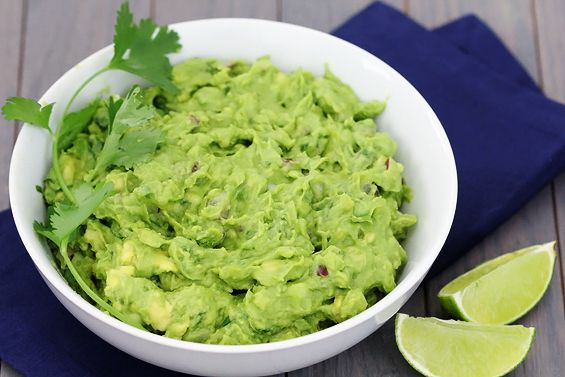 Perfect Guacamole Recipe   gimme some oven