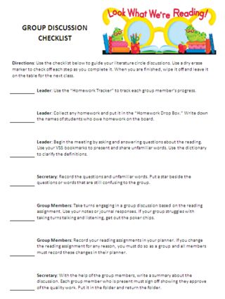 Middle School Literature Circles   # Pinterest++ for iPad #