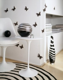Imágenes de ambientes en blanco y negro: Home, Blank, For Me, Decoration Blanco, Black And White, For, Black White, Idea Para, Ambient