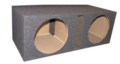 Q Power Dual 15-Inch Vented Unloaded Box - http://www.caraccessoriesonlinemarket.com/q-power-dual-15-inch-vented-unloaded-box/  #15Inch, #Dual, #Power, #Unloaded, #Vented #Car-Subwoofers, #Electronics