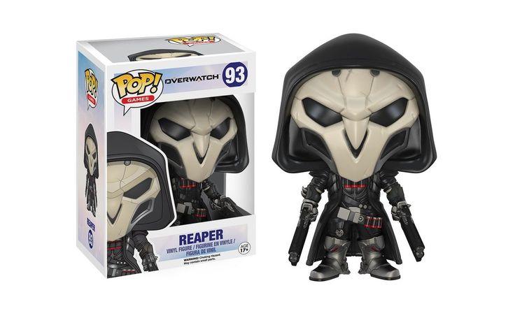 Kto zna kroczącąśmierć? Reaper to niesamowita postaćz gry Overwatch. Uważajcie tylko na jego spluwy! #Overwatch
