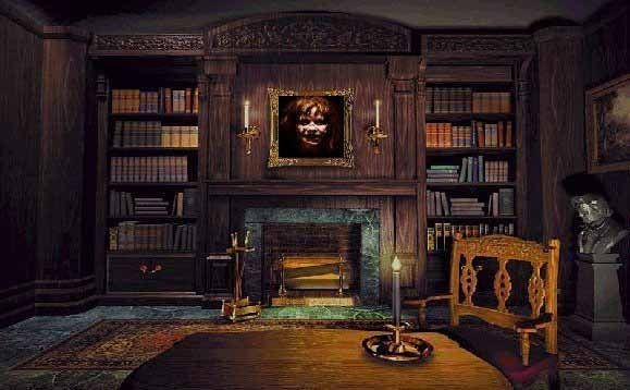 Denise's Dream Haunted Library | Pinterest | Libraries and ...