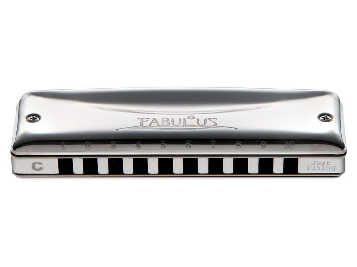 AMAZING SALE Suzuki Fabulous Harmonica B Model F-20J Just Intonation US Warranty
