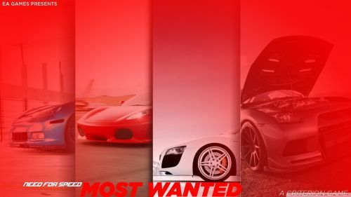 Need For Speed Most Wanted 4 Wallpaper
