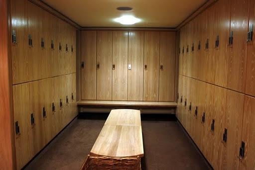 Spa locker room peak performance pinterest lockers