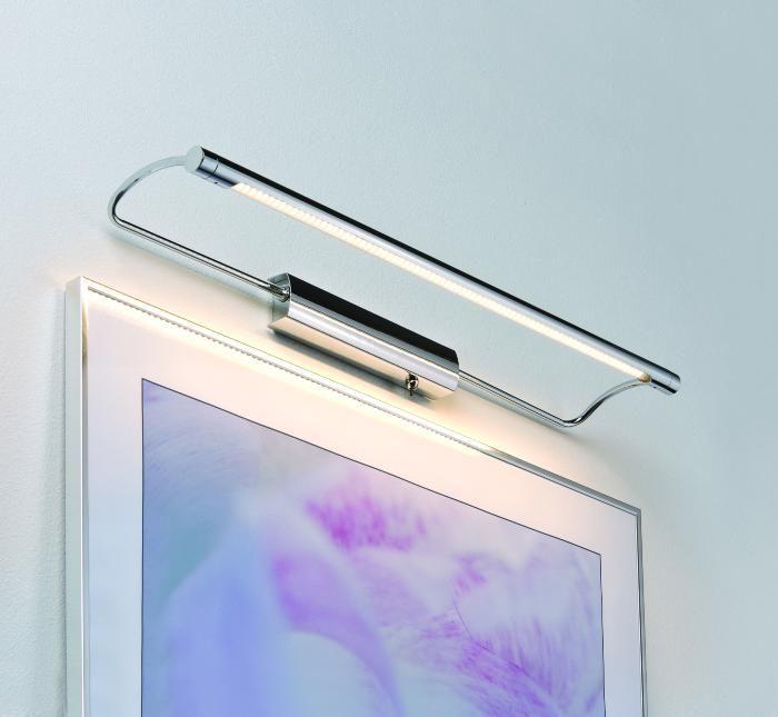 Eclairage tableau applique luminaire design en led - Eclairage tableau sans fil ...