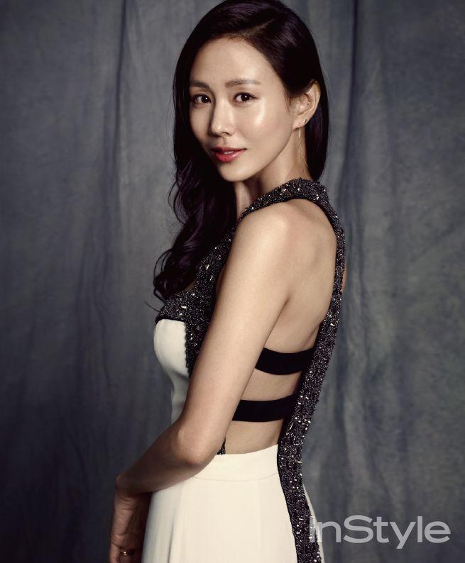 Park Ye-jin // InStyle Korea