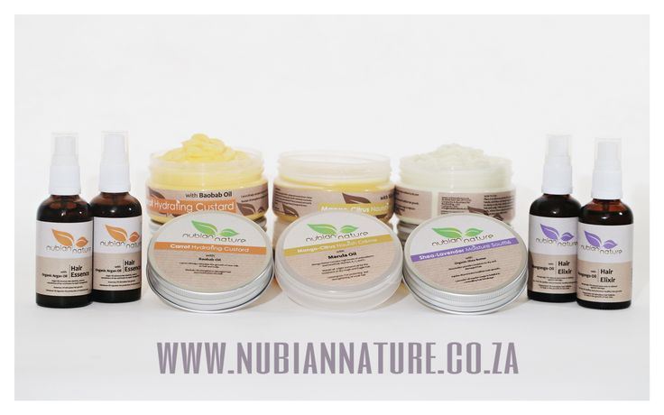 Nubian Nature Products