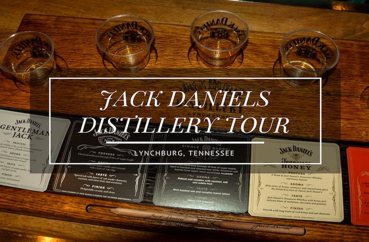 The Jack Daniels Distillery Tour in Lynchburg, Tennessee is an amazing experience offering a look at the unique process and history of this iconic brand.