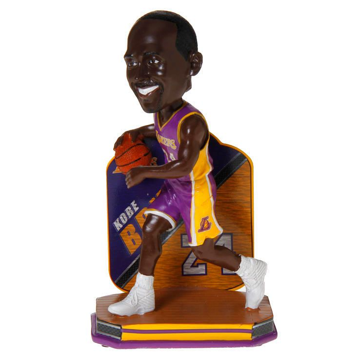 Kobe Bryant Los Angeles Lakers Name & Number Bobblehead - $23.99
