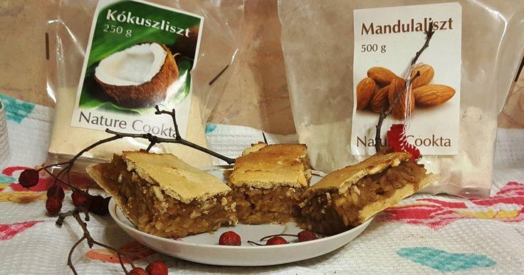 Almás pite   Almás pite variáció, a süteményt versenyzőnk küldte. A többi receptért is kattintson a Nature Cookta oldalára!