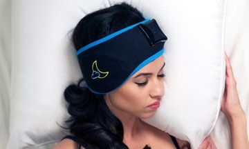 This Magical Headband Could Help You Sleep Through The Night