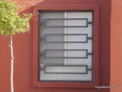 Verja horizontal de ventana –