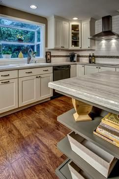 Amazing Nip Tuck Remodeling In Seattle, WA Chose Formica 180fx Travertine Silver  For This Remodelu0027s Countertops