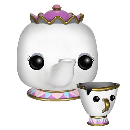 Figurine Mme Samovar (La Belle Et La Bête) - Figurine Funko Pophttp://figurinepop.com/mme-samovar-mrs-potts-beauty-and-the-beast-funko