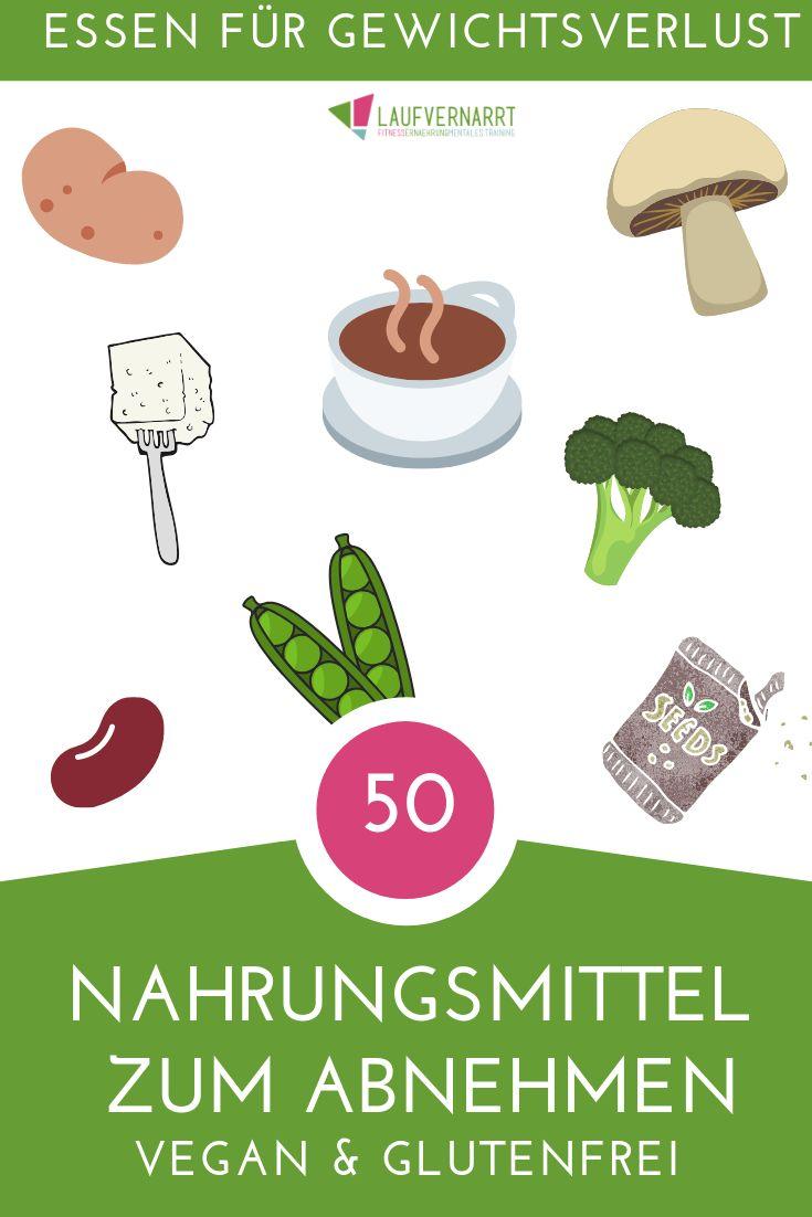 Nahrungsmittel zum Abnehmen – Liste der 40 besten Lebensmittel für Gewichtsverlust