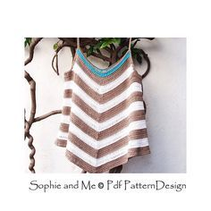 -would be cute for baby Liberty or JuneBug - Ravelry: Tropic Summer Top pattern by Ingunn Santini