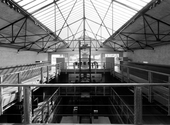 Villa Eugenie headquarters, Brussels - Glenn Sestig Architects - Glenn Sestig Architects