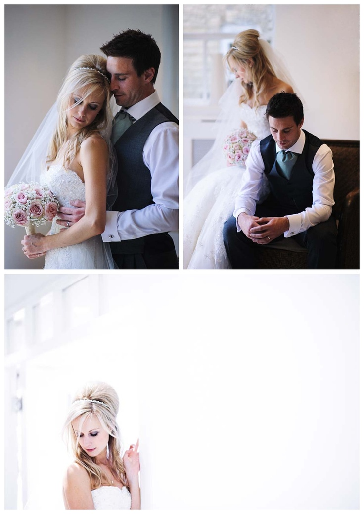 romantic wedding photography of bride and groom at Woodlands, Leeds. Images by Toast of Leeds Wedding Photography