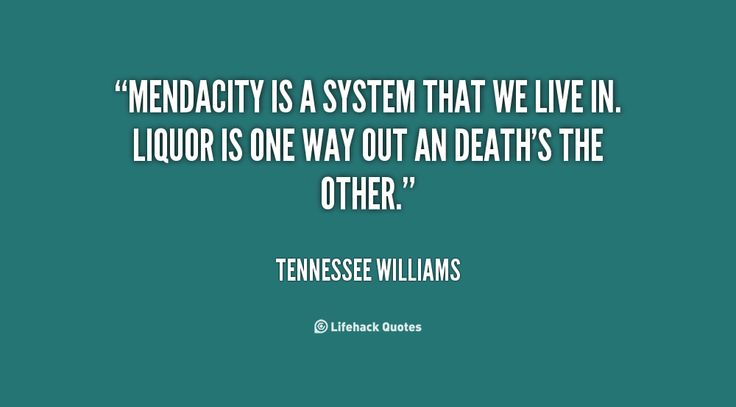tennessee williams quotes | ... way out an death's the o... - Tennessee Williams at Lifehack Quotes