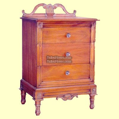 Louis XVI Lyre Bedside Refrence : RBS 021 Dimension : 52 x 40 x 70 cm Material : #WoodenMahogany Finishing : #Custom Buy this #Bedside for your #homeluxury, your #hotelproject, your #apartment #project, your #officeproject or your #cafeproject with #wholesalefurniture price and 100% #exporterfurniture. This #LouisXVILyreBedside has a #highquality of #AntiqueFurniture #ClassicFurniture #MahoganyFurniture #NaturalFurniture #CustomFurniture #ReproductionFurniture