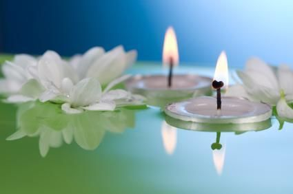 http://www.candlemakingqueen.com/how-to-make-floating-candles/